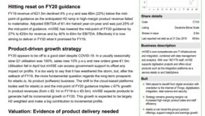 12.05.2020 EDISON-Research – guter Start in das Jahr 2020 trotz COVID-19
