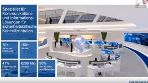 12.05.2021 Virtuelle Investoren-Konferenz
