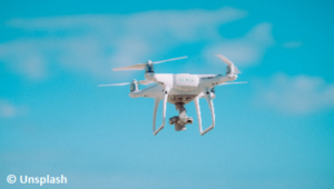 15.07.2021 Frequentis: Forschungsprojekt Falke: Abwehr illegaler Drohnen im Flughafenumfeld